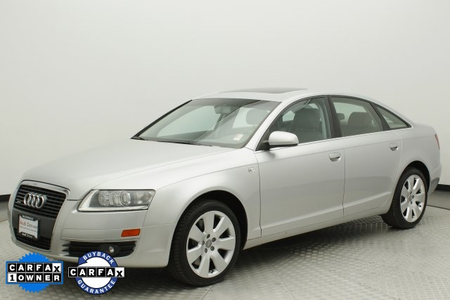 Pre-Owned 2006 Audi A6 4.2