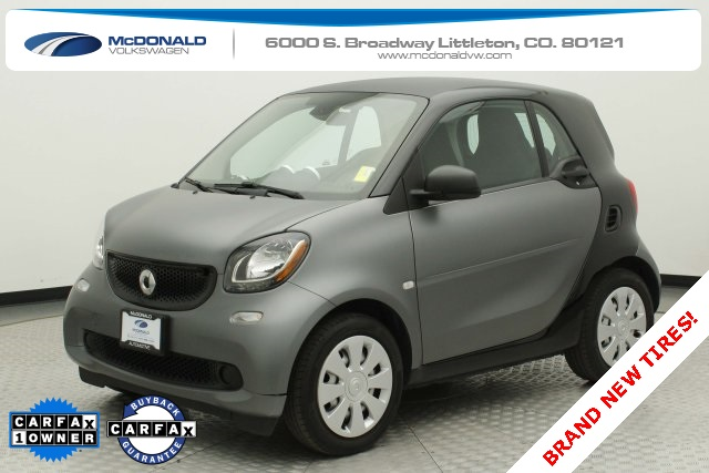 Pre-Owned 2016 smart Fortwo Pure
