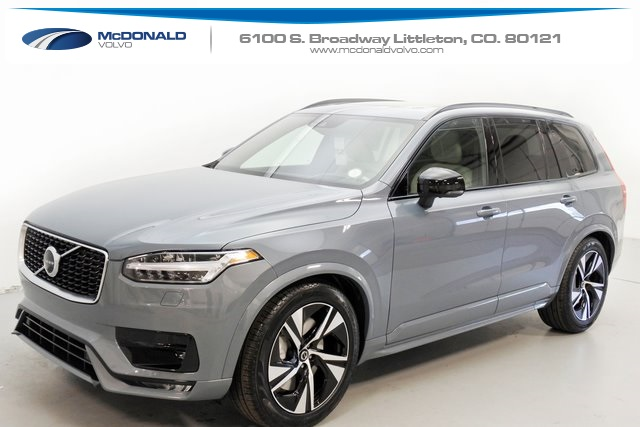 New 2020 Volvo XC90 T5 R-Design