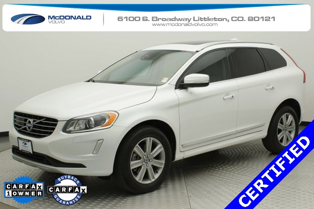 Certified Pre-Owned 2016 Volvo XC60 T6 Platinum