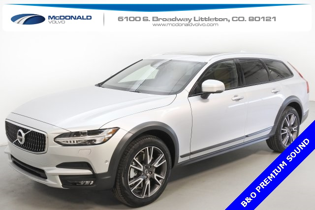 New 2017 Volvo V90 Cross Country T6 AWD