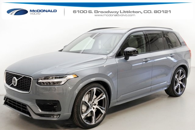 New 2020 Volvo Xc90 T6 R Design Awd