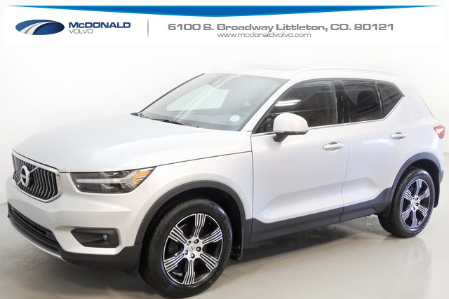 New 2019 Volvo XC40 T4 Inscription