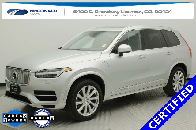 Certified Pre-Owned 2017 Volvo XC90 Hybrid T8 Inscription
