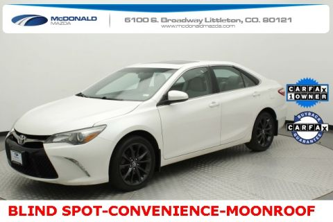 Pre-Owned 2015 Toyota Camry XSE