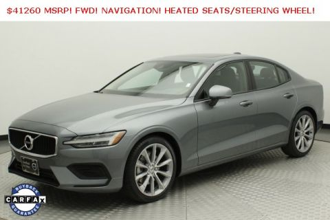 Certified Pre-Owned 2019 Volvo S60 T5 Momentum FWD 4D Sedan