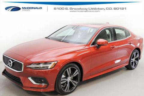 New 2019 Volvo S60 T6 Inscription