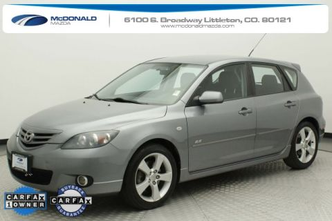 Pre-Owned 2006 Mazda3 s Base