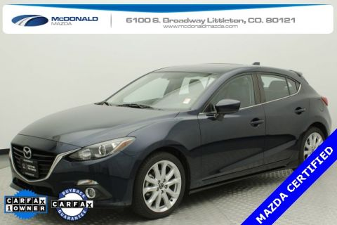 Certified Pre-Owned 2015 Mazda3 s Touring
