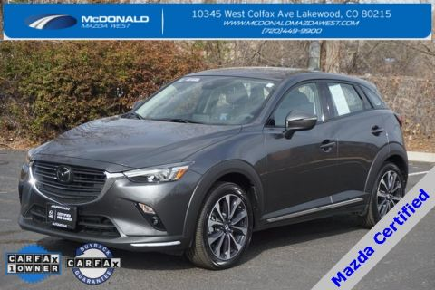 Certified Pre-Owned 2019 Mazda CX-3 Grand Touring AWD
