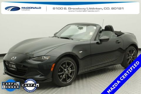 Certified Pre-Owned 2017 Mazda Miata Club