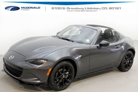 New 2019 Mazda Miata RF Club