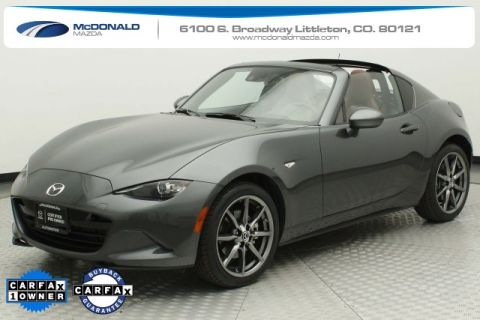Certified Pre-Owned 2018 Mazda Miata RF Grand Touring