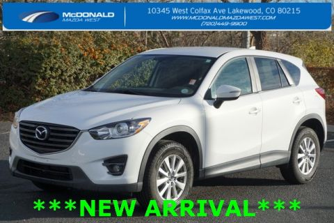 Certified Pre-Owned 2016 Mazda CX-5 Touring Mazda Certified