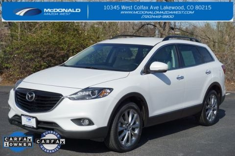 Certified Pre-Owned 2015 Mazda CX-9 Grand Touring AWD