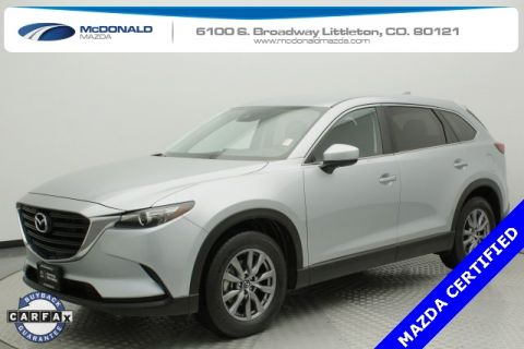 Certified Pre-Owned 2018 Mazda CX-9 Sport AWD