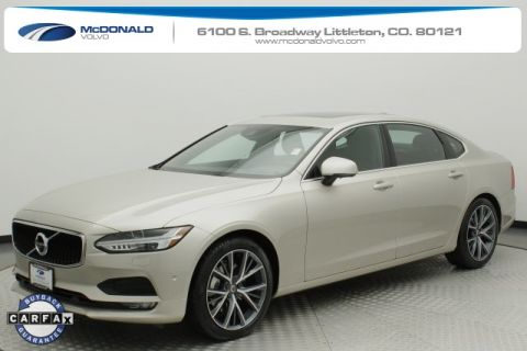 Certified Pre-Owned 2018 Volvo S90 T5 Momentum AWD