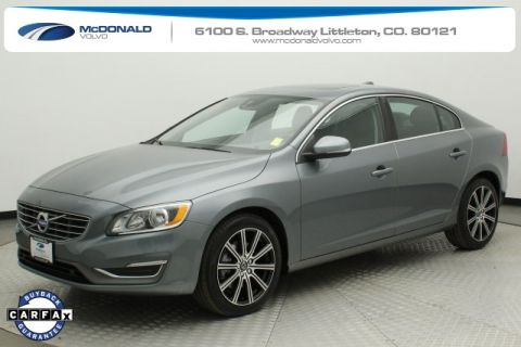 Pre-Owned 2018 Volvo S60 Inscription T5 AWD