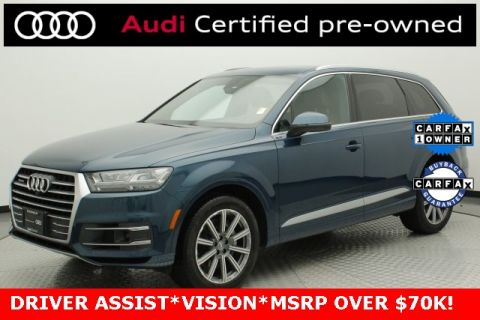 Certified Pre-Owned 2018 Audi Q7 3.0T Premium Plus