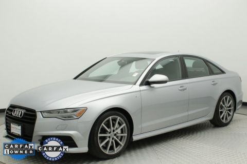 Pre-Owned 2018 Audi A6 2.0T Premium Plus