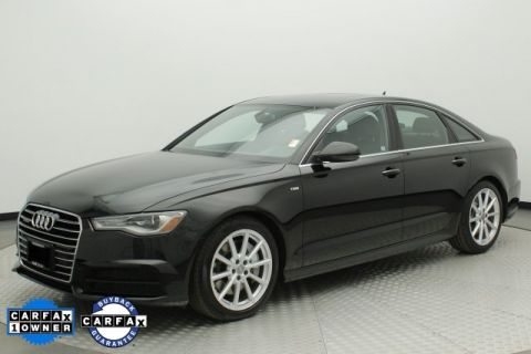 Pre-Owned 2017 Audi A6 2.0T Premium Plus quattro 4D Sedan