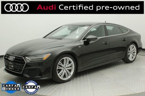 Certified Pre-Owned 2019 Audi A7