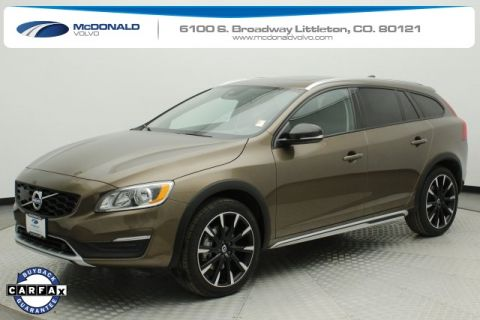 Pre-Owned 2018 Volvo V60 Cross Country T5 AWD