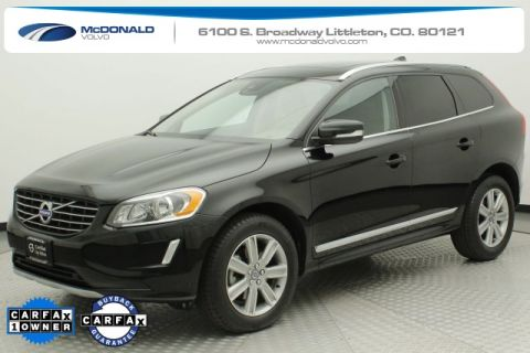 Certified Pre-Owned 2016 Volvo XC60 T6 Drive-E AWD