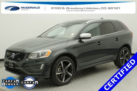 Certified Pre-Owned 2015 Volvo XC60 T6 R-Design Platinum