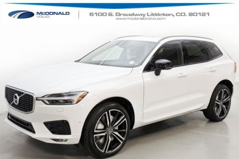 New 2020 Volvo XC60 T6 R-Design